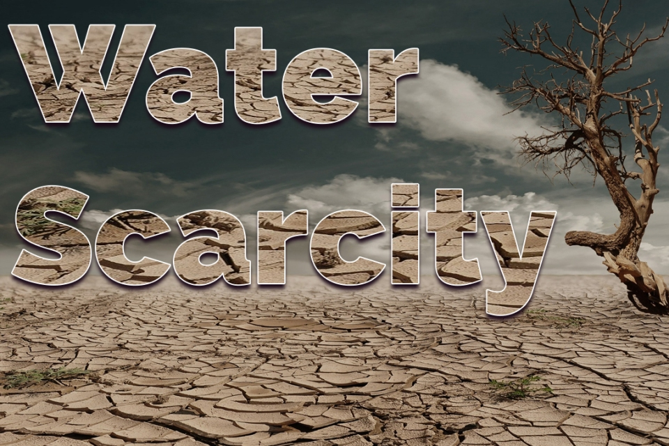 How Climate Change Is Effecting Water Shortage